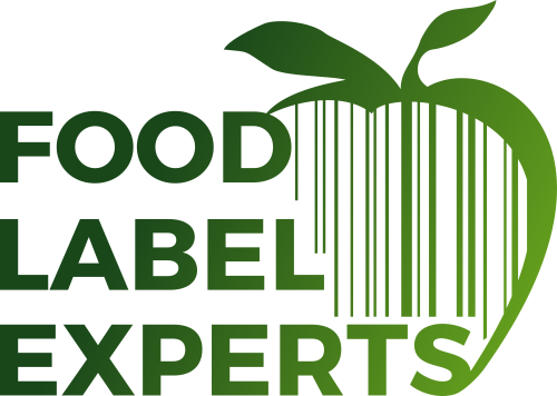projekt logo FOOD LABEL EXPERTS
