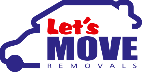 logotyp Let`s Move